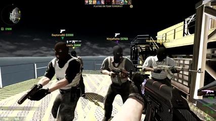 Counter Strike Global Offensive - Забавни моменти (идиоти, псувни, флашки...)