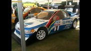 Pikes Peak Peugeot 405 T16 - Goodwood 2011