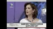 Луд човек откача тотално в турско Тв шоу