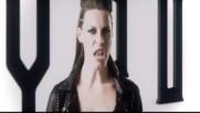 Lyrics + Бг превод : Northward - While Love Died (official music video) Floor Jansen & Jorn Lofstad