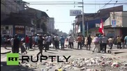 Peru: Protesters decry govt oil-contract with Canadian firms