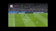Безсмъртната Испания унижи Италия с 4:0 на финала!!! Uefa Euro 2012