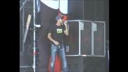 David Bisbal Como Olvidar ( Ensayo) Mtv Malaga Summer 2008
