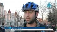 Колоездачи не харесват новите велоалеи във Варна