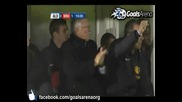 Aldershot Town 0-3 Manchester United Carling Cup 25.10.2011 All goals!