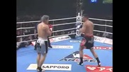 K-1 World Grand Prix 2003 Полу-финал Peter Aerts vs Musashi