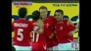 Cska Sofia - Lokomotiv Mezdra 3 - 0 Goal na V.manchev
