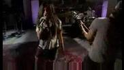 Ashley Tisdale - Its Alright,  its Ok Live On Walmart Soundcheck