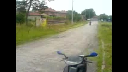 Balkan - 50mk3 uskorenie do 70 km/h