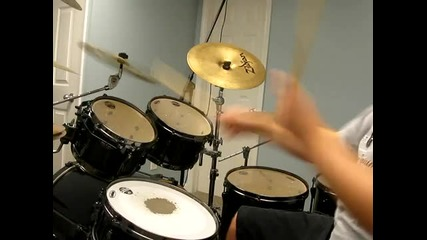 Hero - Skillet (drum Cover)