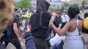 USA: Dozens arrested in Manhattan's George Floyd protest