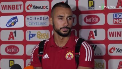 Йомов: Концентрирани сме върху първенството, не мислим още за финала