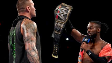 Kofi Kingston challenges Randy Orton for SummerSlam: SmackDown LIVE, July 23, 2019