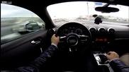 Ненормално шофиране в градски трафик
