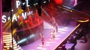 Violetta Live: 13. Рeligrosamente Bellas Барселона