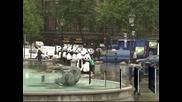 """108 """"панди"""" превзеха центъра на Лондон"""