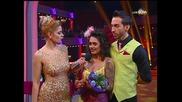 Dancing Stars - Елена Георгиева и Деян cha-cha (11.03.2014г.)