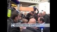 Десницата води след първия тур на местните избори във Франция