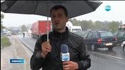 Над 80 сигнала за наводнения са получени на територията на област Хасково - Новините на Нова