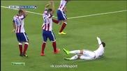 Реал Мадрид - Атлетико Мадрид 2:1 13/09/2014