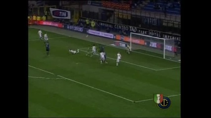 Highlights : Inter - Livorno 3:0