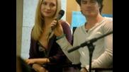 Ian Somerhalder doing the Damon Dance from Tvd