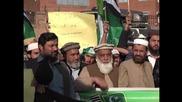 Pakistan: Effigies of Iranian leaders set alight by Saudi sympathisers