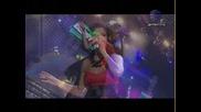 8 годишни музикални награди на Тв Планета - Анелия - Готов ли си