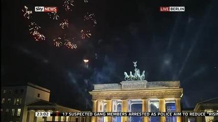 Берлин Нова година 2012