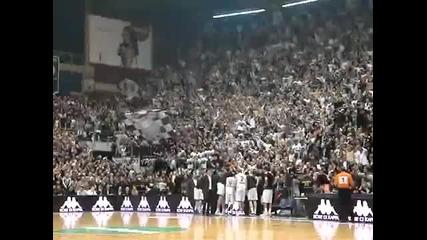 Партизан - Барселона 67:66 Баскетбол