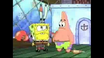 Spongebob Научи дума !