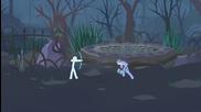 League of Legends Анимация 3 - Panth vs Teemo