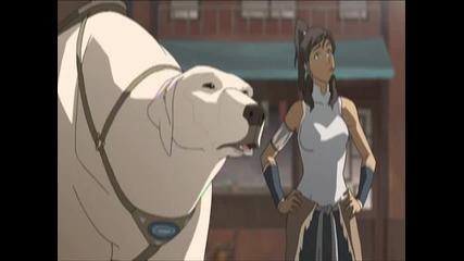 Avatar The Legend of Korra - Сезон 01 Епизод 01