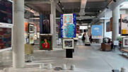 Paris... in Persia? Replica of The Louvre opens its doors in northern Iran