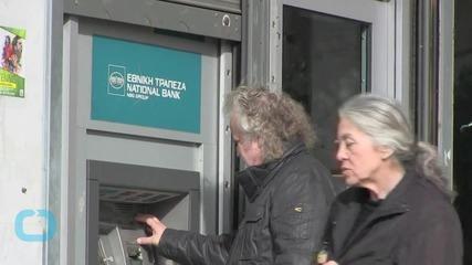 Greek Bank Stocks Fall On Debt Fears
