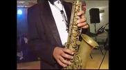 Саксофонист Израиль Свадьба, выступление в составе творческой группы Агентства Праздник. Подробности