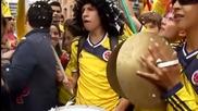 Колумбийските фенове вярват в титлата