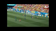 Швейцария – Еквадор 2:1 / Световно първенство 2014