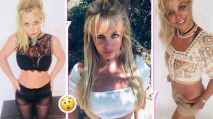 Карантината не ѝ понася: Бритни Спиърс шашна със снимка, видимо е напълняла