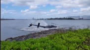 USA: Pearl Harbor helicopter crash leaves teen in critical condition