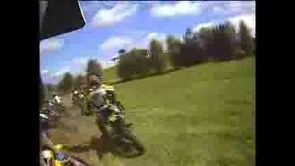 Moto Cross Състезание