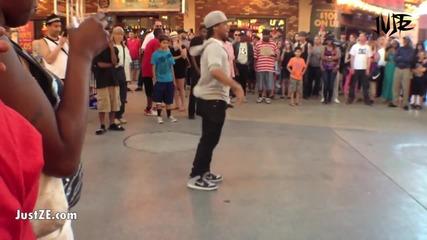 Fik-shun - Street Dance in Las Vegas   Fik-shun - Улични танци в Лас Вегас!