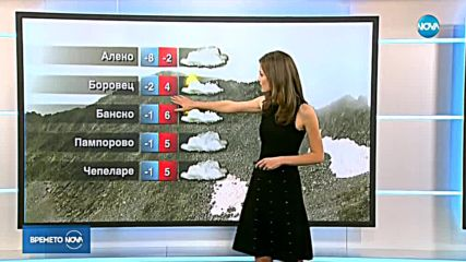 Прогноза за времето (18.11.2018 - централна емисия)