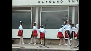Детски танцов състав към клуб Хоро Смолян