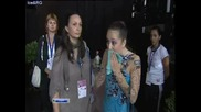 Невероятнa!!!! Силвия Митева - Монпелие, Франция ( 2 медала )