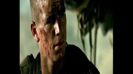 Black Hawk Down End Scene