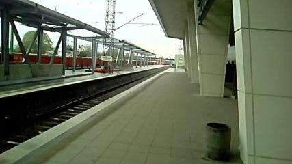 товарен влак начело с локомотив 46 0хх