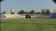 Вижте обновения Сектор Б в изграждането на който се включиха и феновете - Видео Всичко от Футбол - S