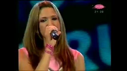 Milica Todorovic -Ti zaplakaces na mojoj strani kreveta - Grand Show - (TV Pink)
