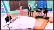 Giannis Ploutarxos - Den Me Pairnei / Live Acapella (2013)
